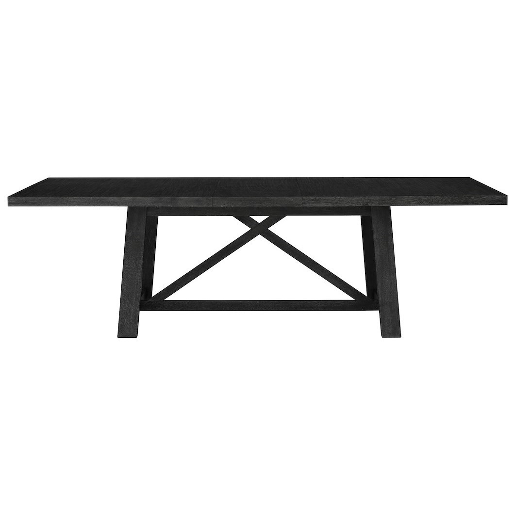 City Limits Rectangular Dining Room Table by Trisha Yearwood Home Collection by Klaussner at Darvin Furniture