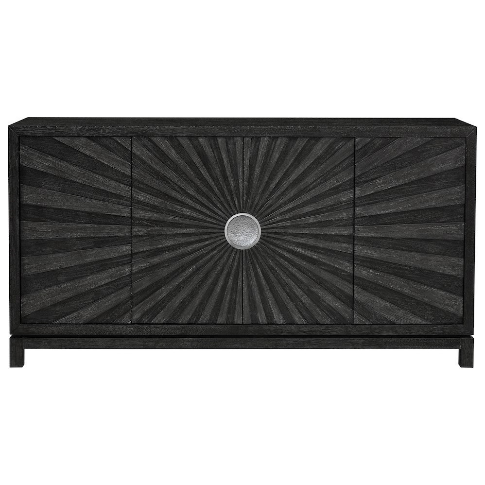 City Limits Dining Credenza by Trisha Yearwood Home Collection by Klaussner at Darvin Furniture