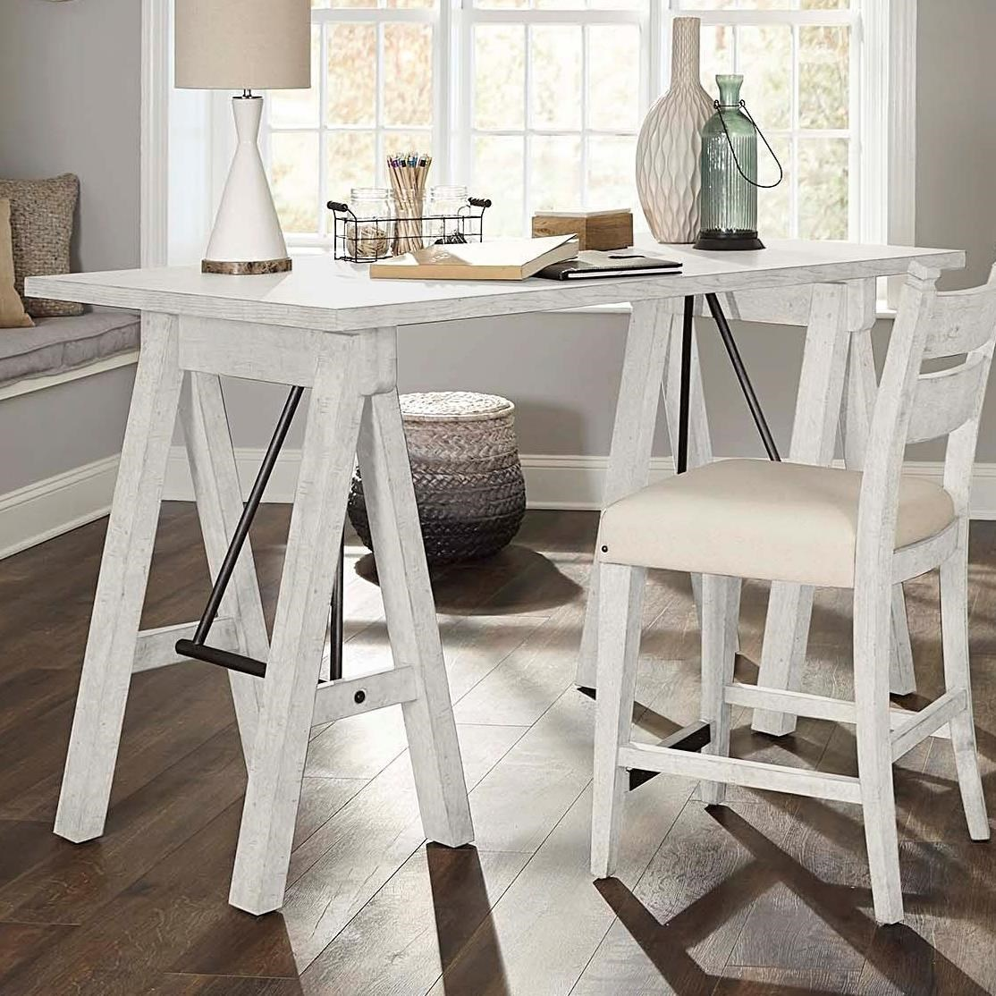 Coming Home Dreamer Desk by Trisha Yearwood Home Collection by Klaussner at Johnny Janosik