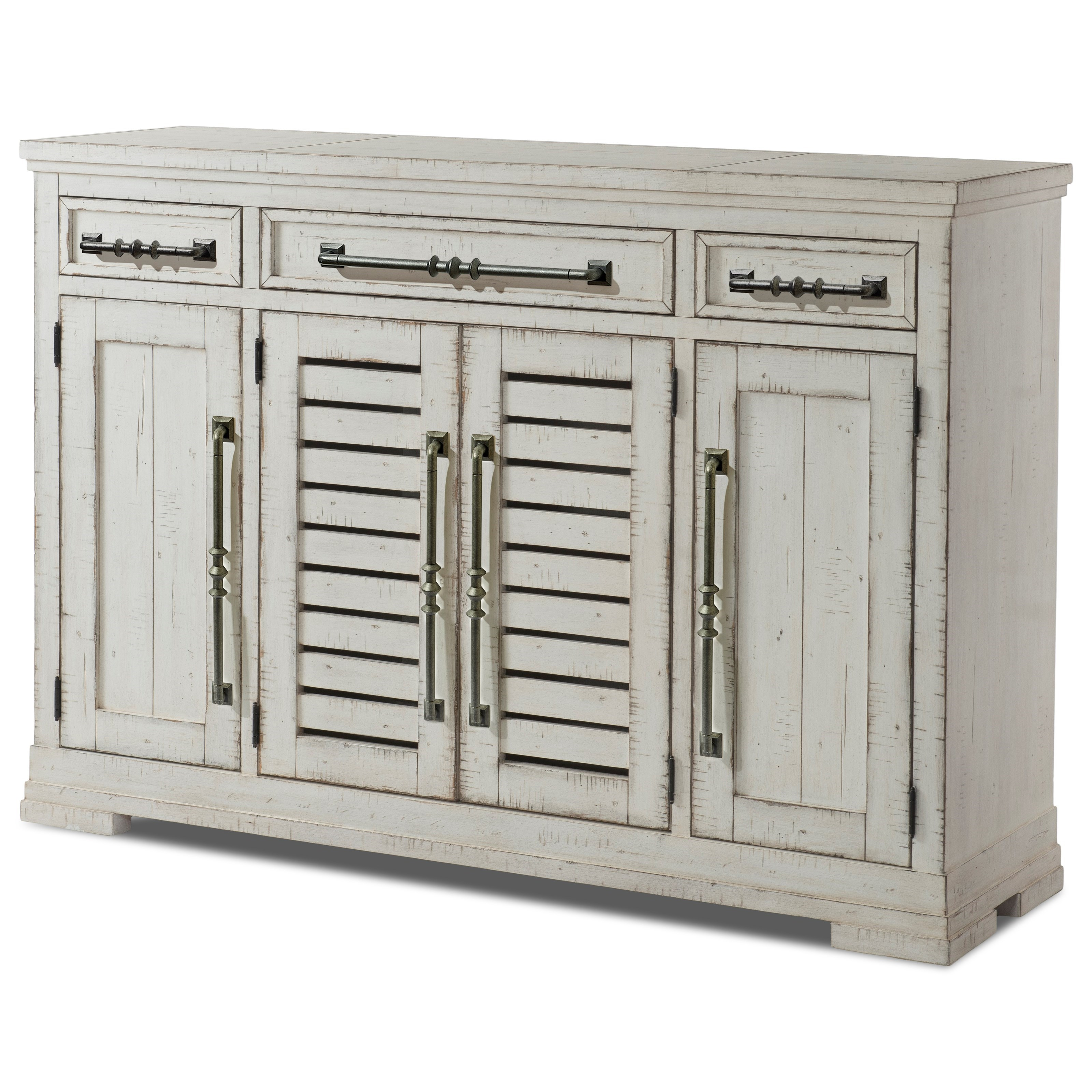Coming Home Hospitality Server by Trisha Yearwood Home Collection by Klaussner at Sam Levitz Furniture