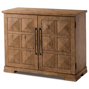 Harmony Accent Chest with Adjustable Shelves and Hidden Drawers