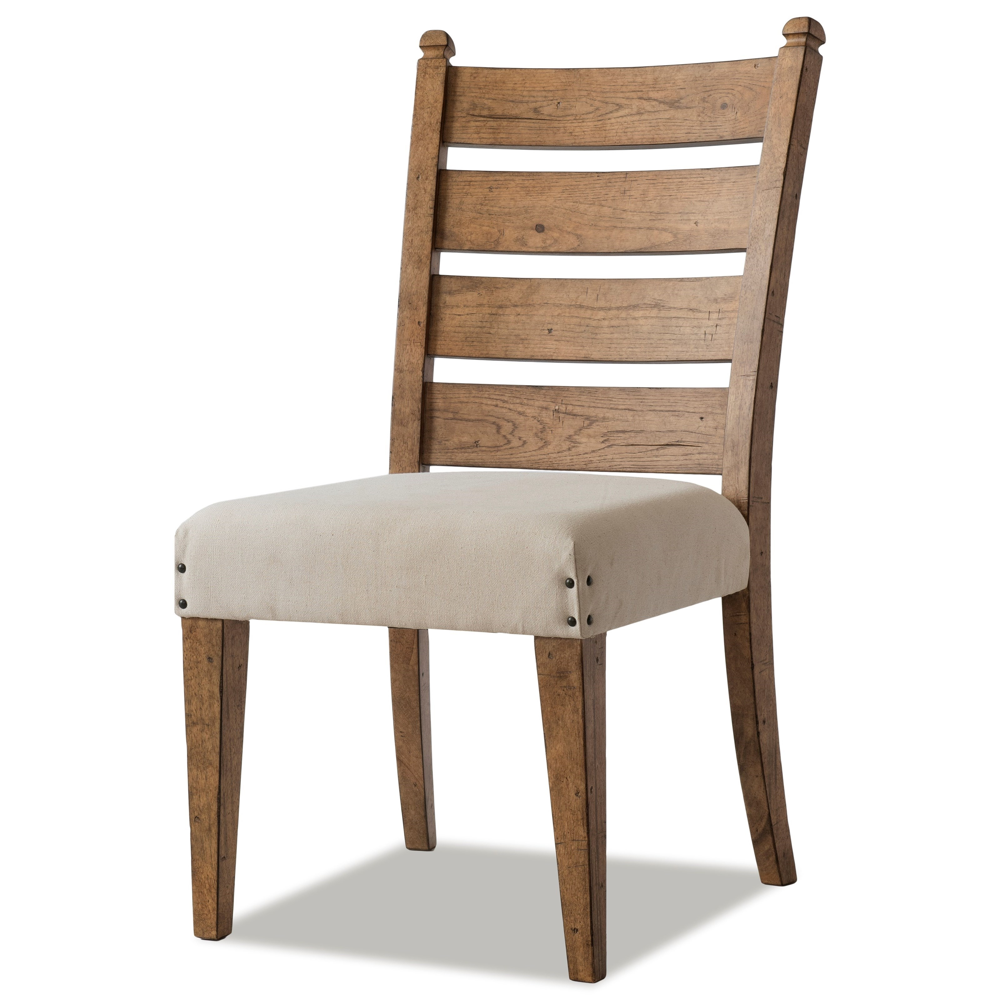 Coming Home Gathering Dining Side Chair by Trisha Yearwood Home Collection by Klaussner at Johnny Janosik