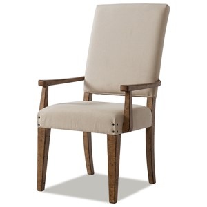 Good Company Upholstered Arm Chair