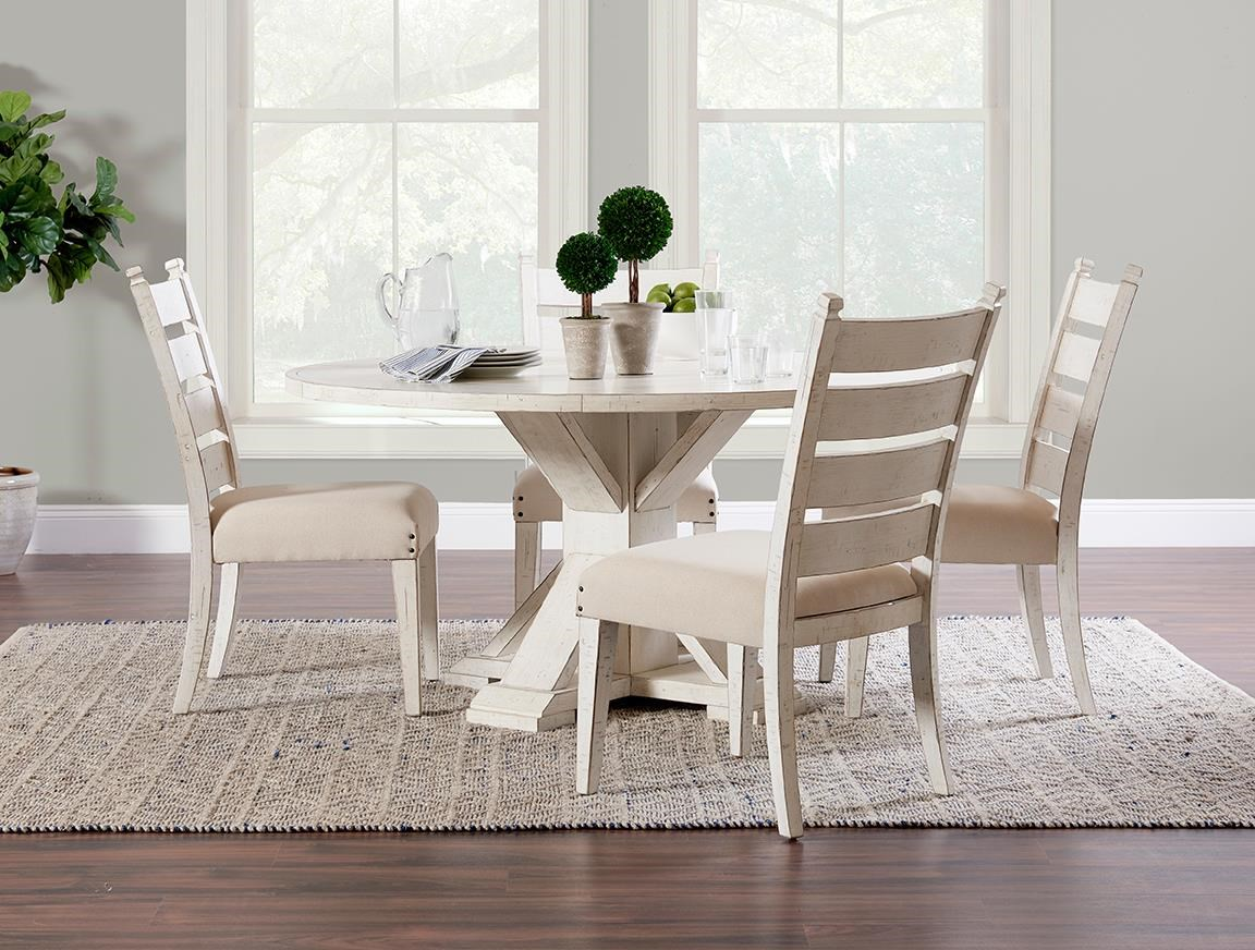 Coming Home 5 Pc Dining Set by Trisha Yearwood Home Collection by Klaussner at Johnny Janosik