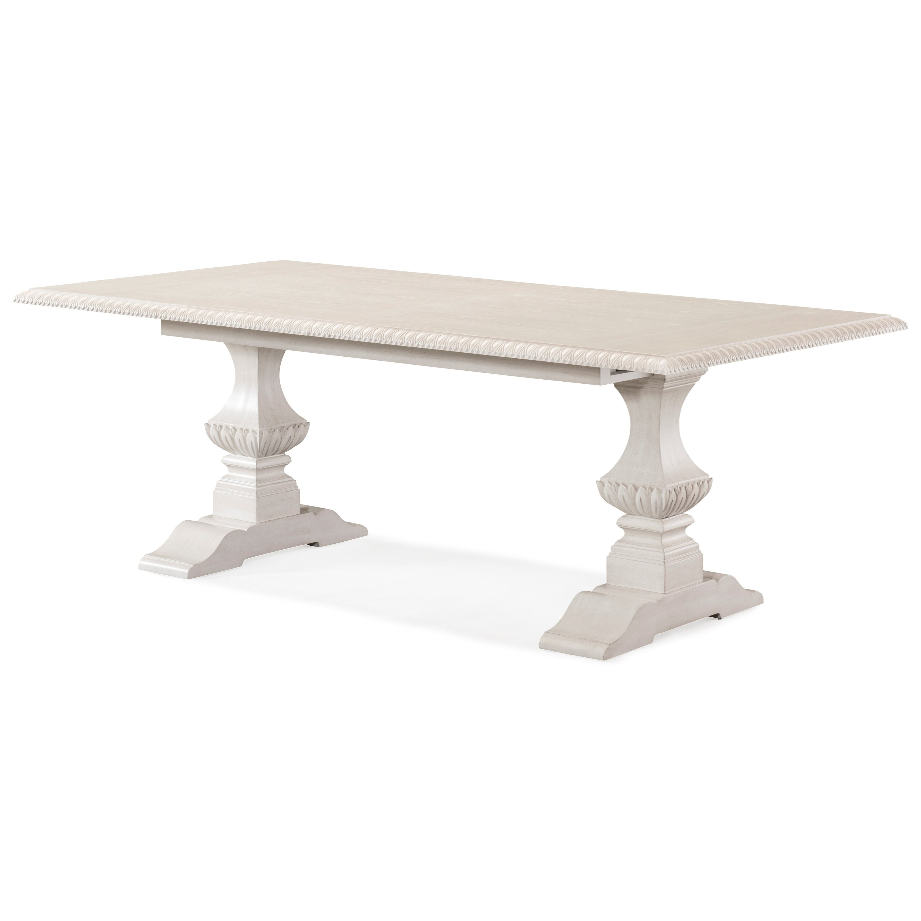 Jasper County Tillman Dining Room Table by Trisha Yearwood Home Collection by Klaussner at Darvin Furniture