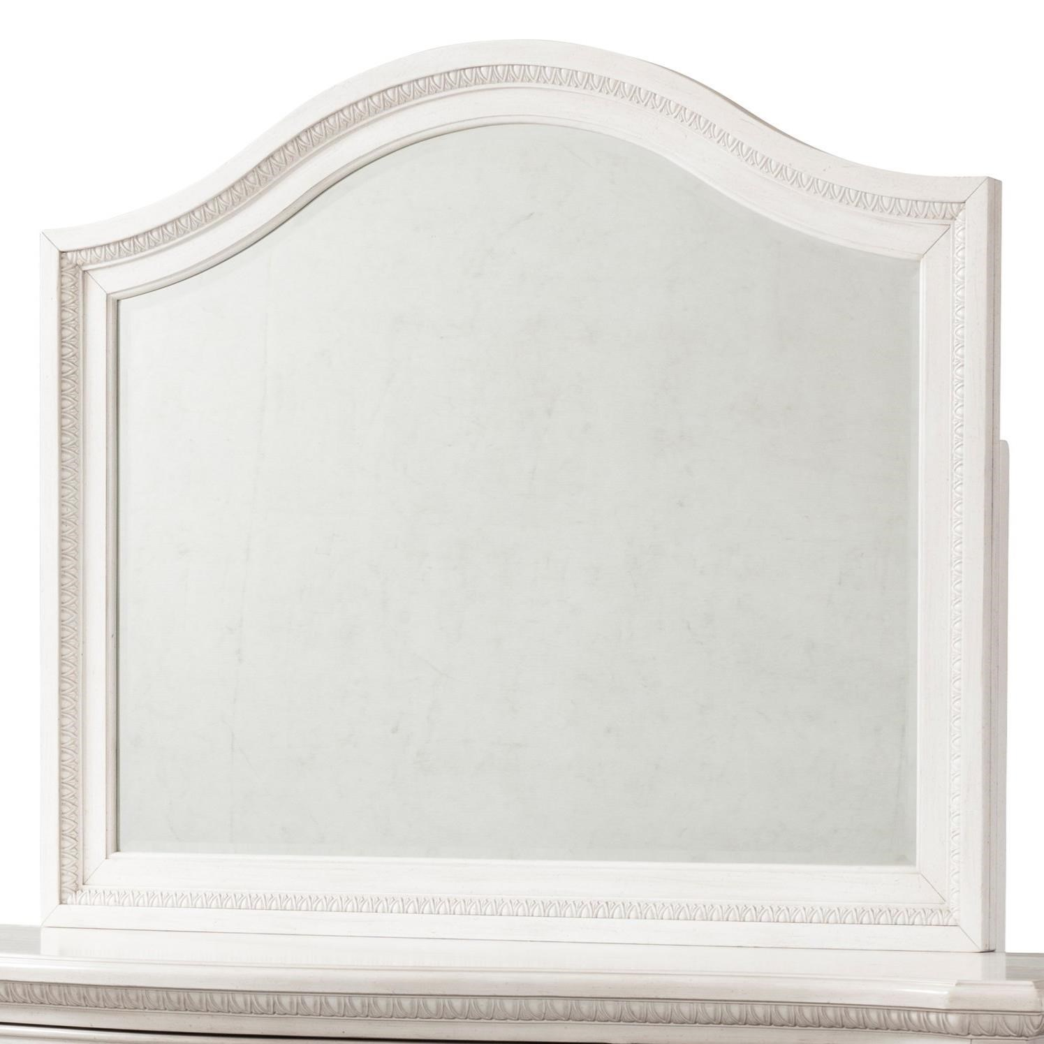 Jasper County Mirror by Trisha Yearwood Home Collection by Klaussner at Darvin Furniture