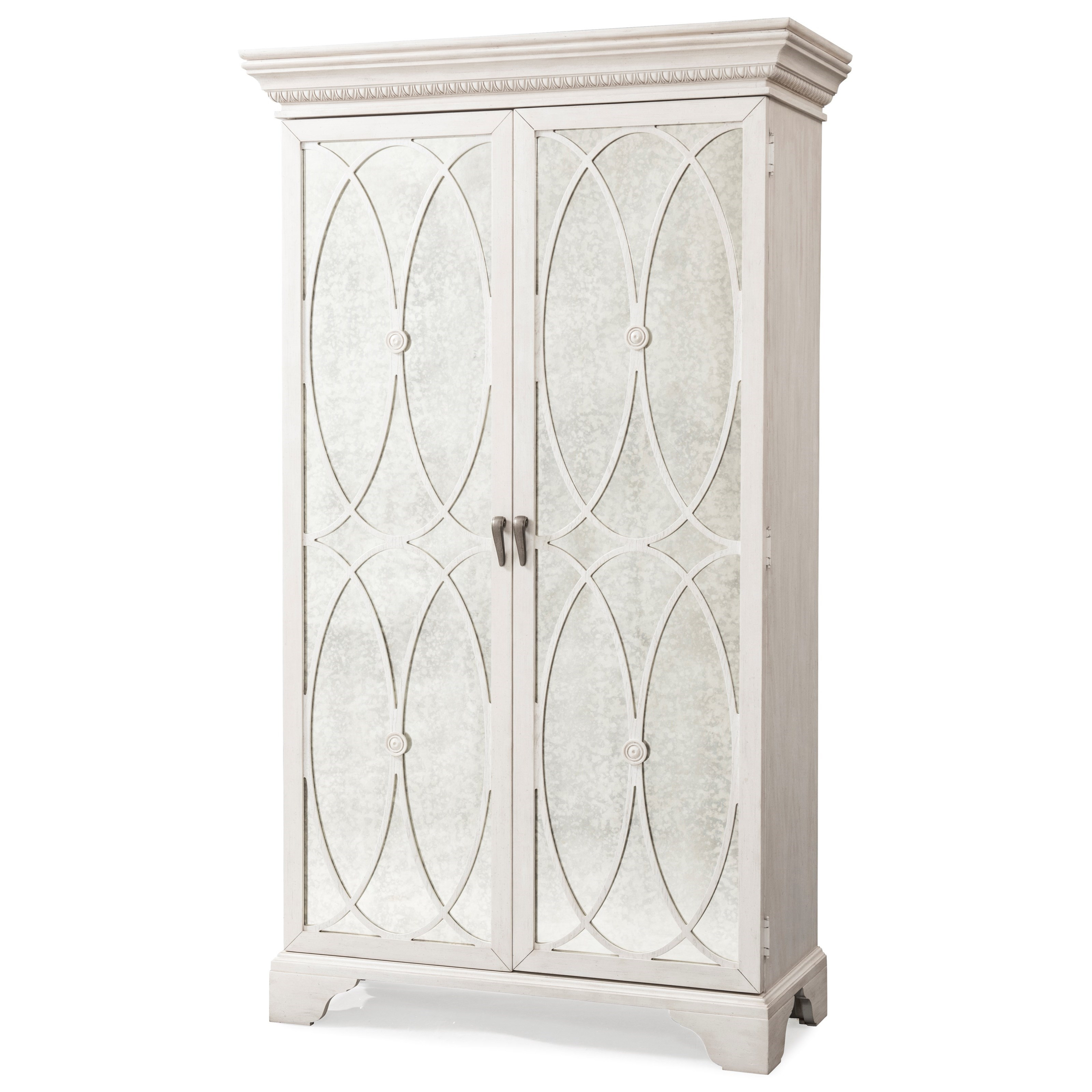 Jasper County Madison TV Armoire by Trisha Yearwood Home Collection by Klaussner at Pilgrim Furniture City