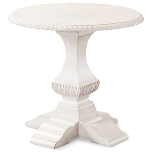 Maxwell Round End Table