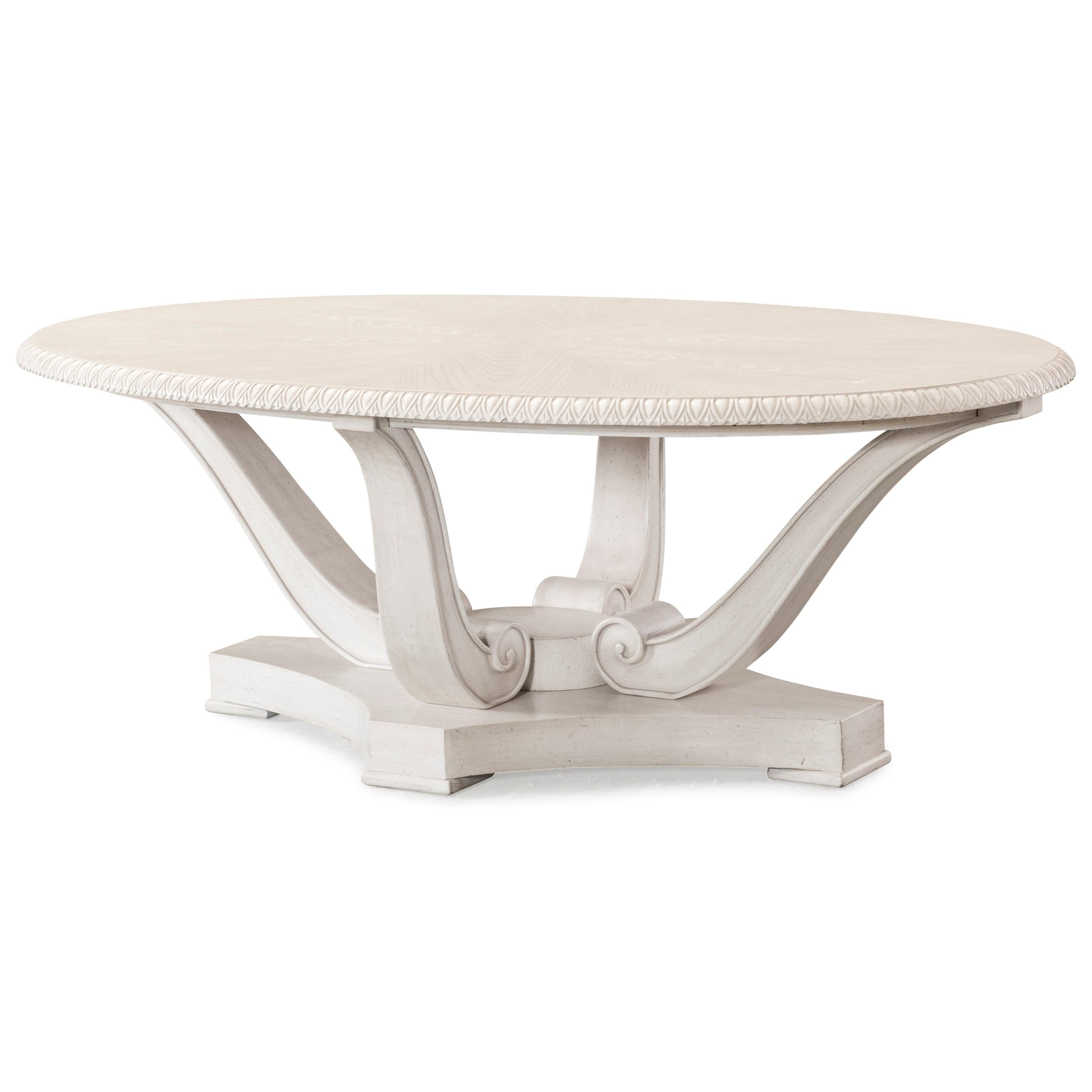 Jasper County Newton Cocktail Table by Trisha Yearwood Home Collection by Klaussner at Darvin Furniture