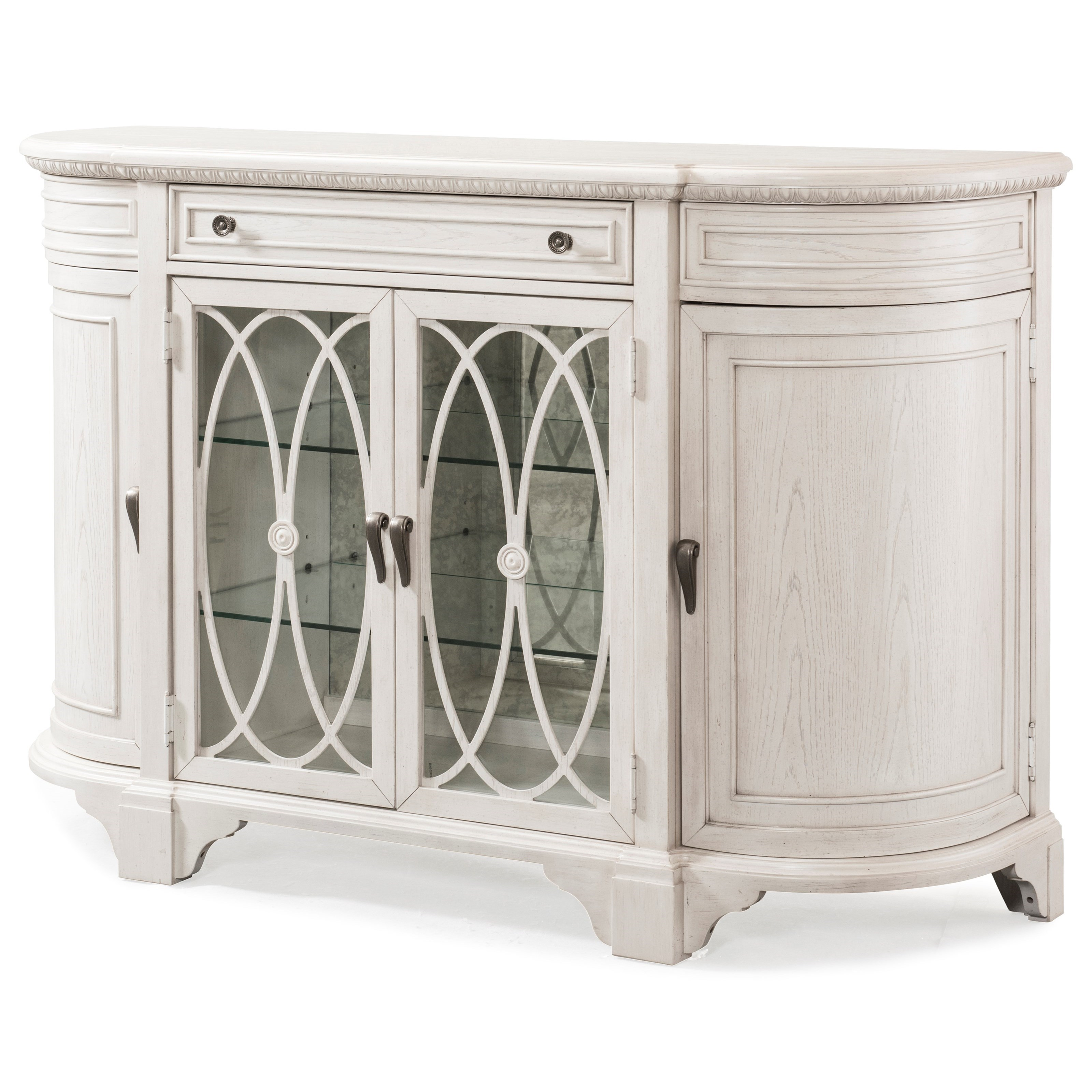 Jasper County Ozburn Dining Room Server by Trisha Yearwood Home Collection by Klaussner at Darvin Furniture