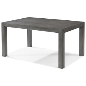"""""""Gimme The Good Stuff"""" Dining Table with Table Extension Leaf"""