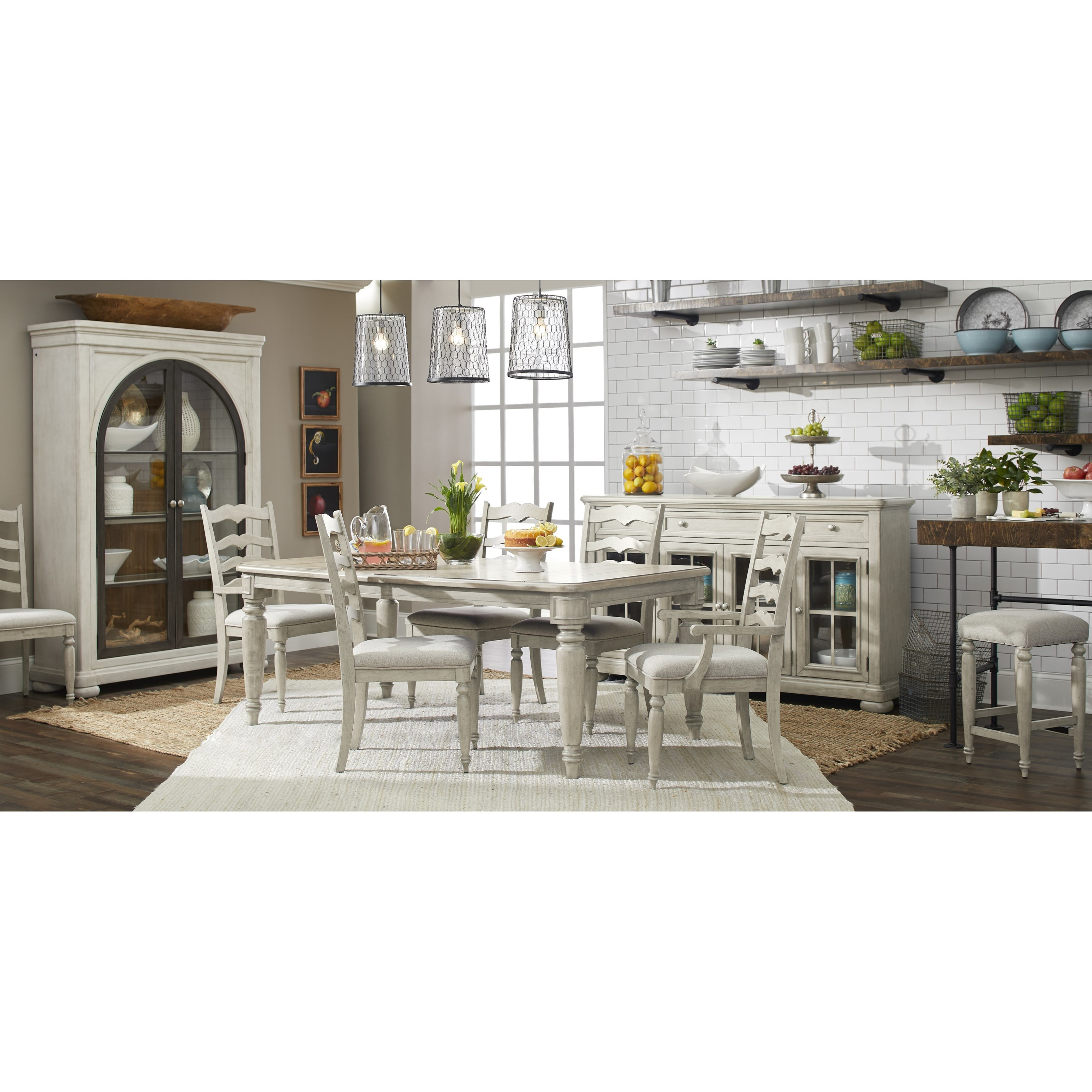 Nashville Formal Dining Group by Trisha Yearwood Home Collection by Klaussner at Johnny Janosik