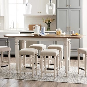 Allentown Drop Leaf Counter Height Dining Table