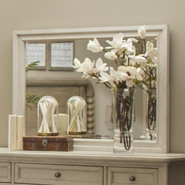 Nashville Opry Mirror by Trisha Yearwood Home Collection by Klaussner at Powell's Furniture and Mattress