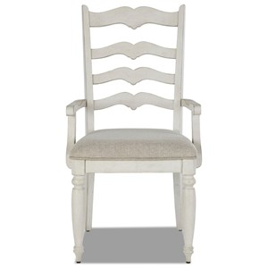 Concord Ladderback Arm Chair