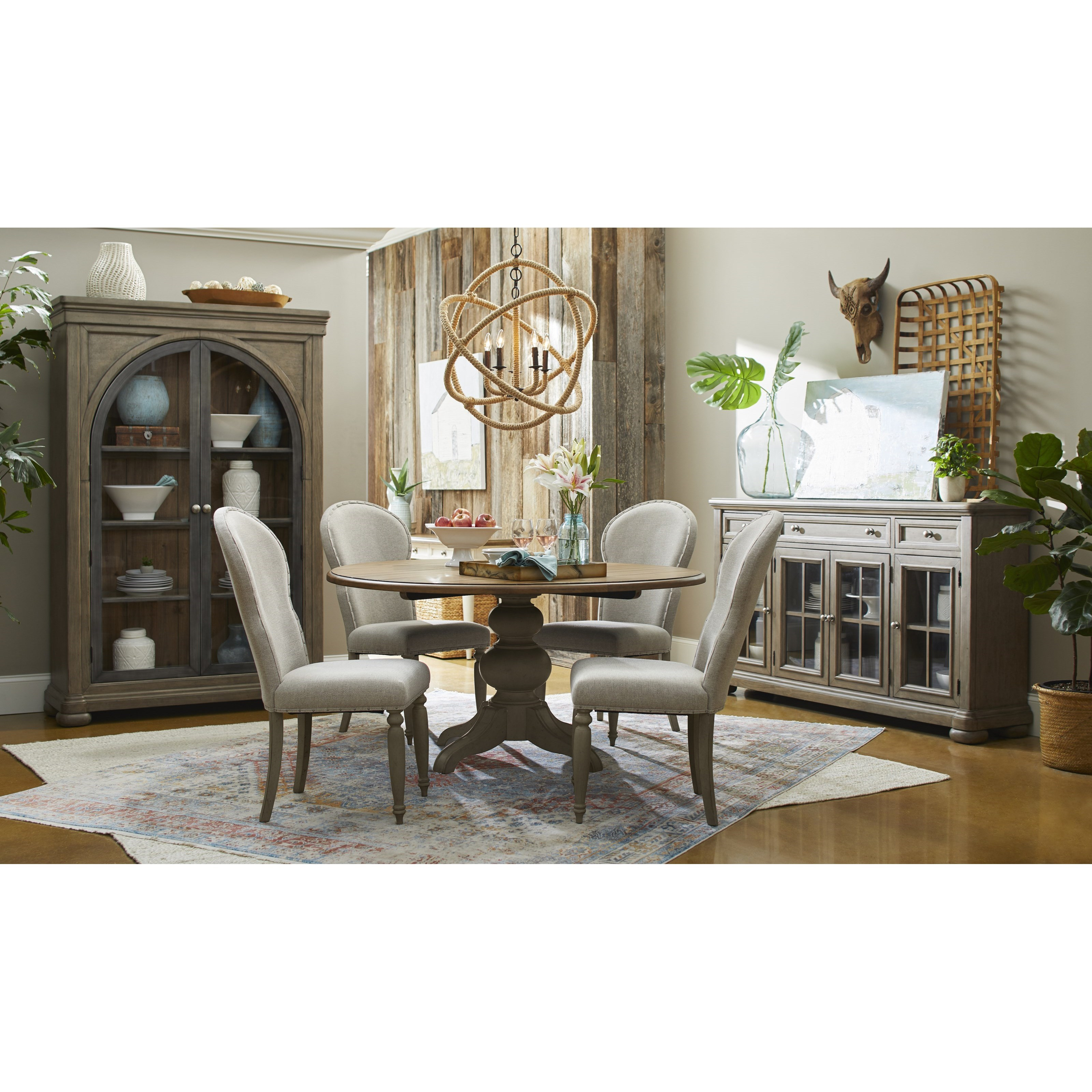 Nashville Casual Dining Room Group by Trisha Yearwood Home Collection by Klaussner at Johnny Janosik