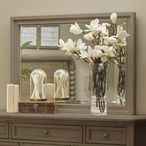 Opry Rectangular Dresser Mirror