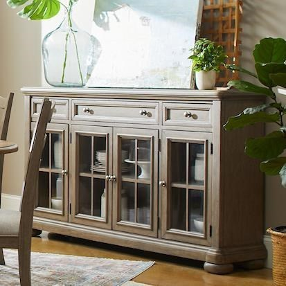 Nashville Concert Hall Server by Trisha Yearwood Home Collection by Klaussner at Johnny Janosik