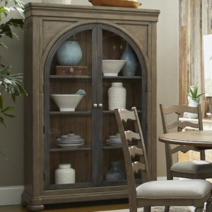 Hall of Fame Display Cabinet with Touch Lighting