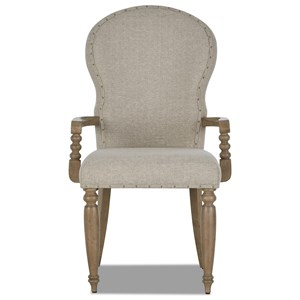 Church Street Uph Arm Chair