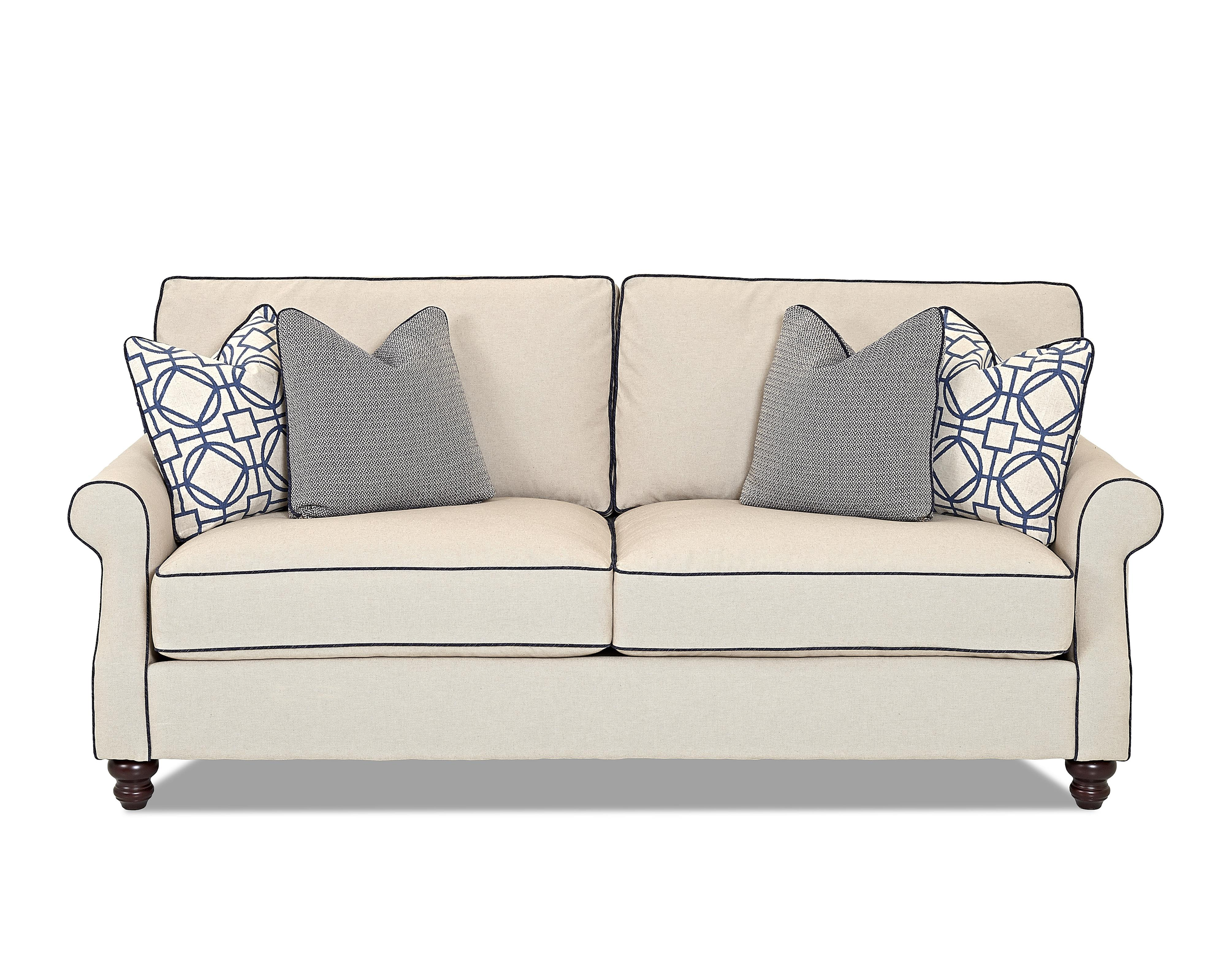 Tifton Sofa by Klaussner at Northeast Factory Direct
