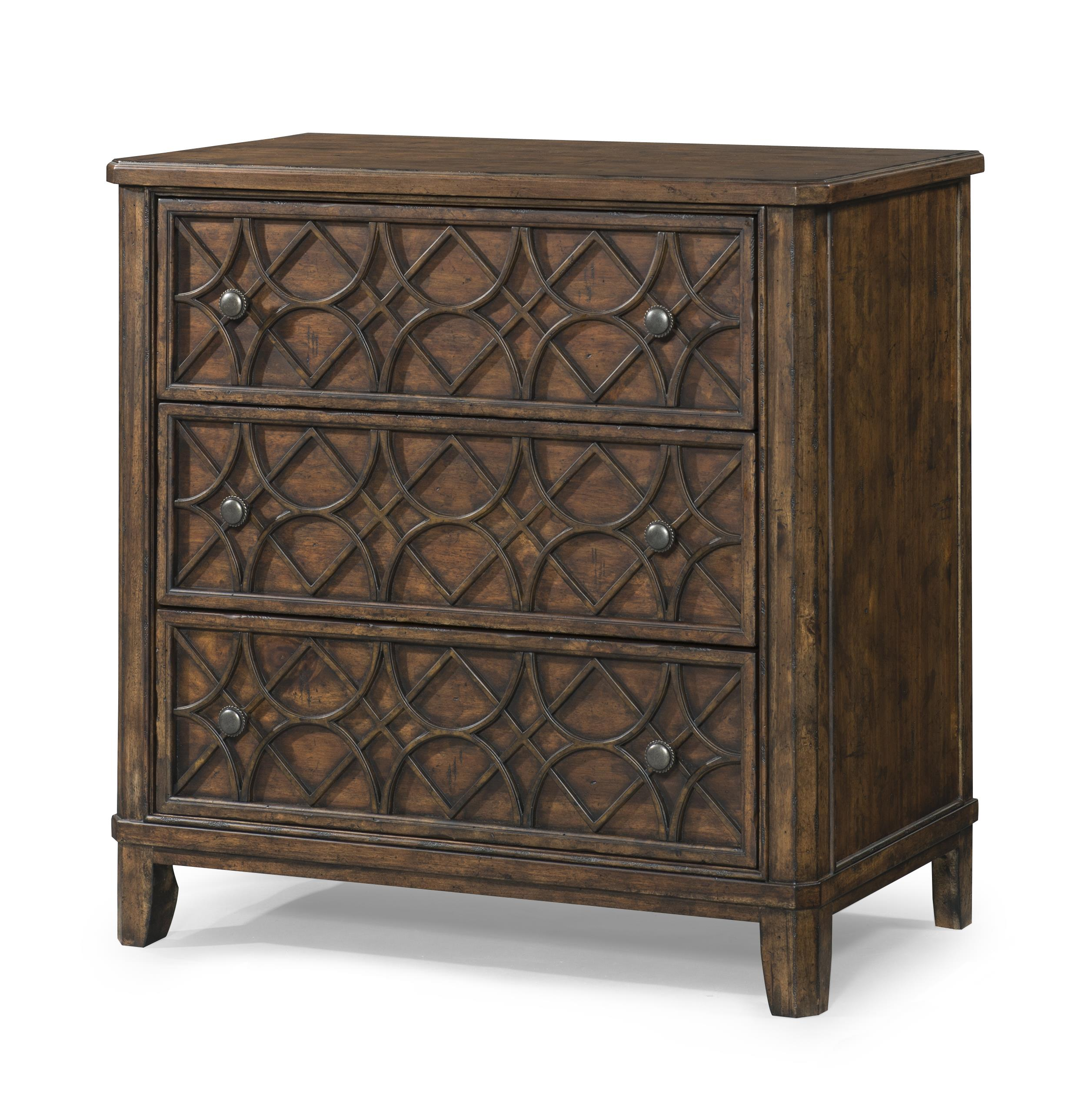 Trisha Yearwood Home Accent Chest by Klaussner at HomeWorld Furniture