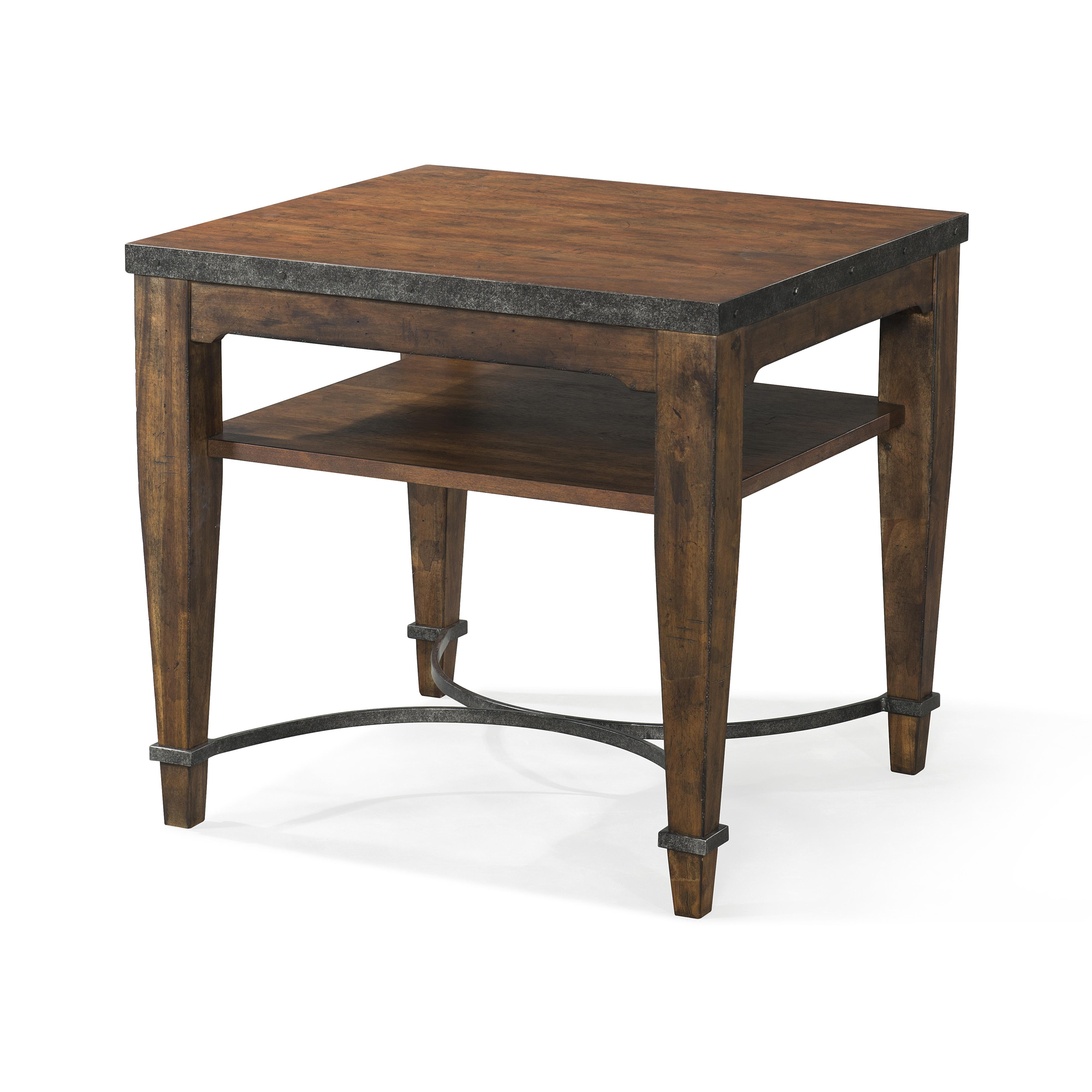 Trisha Yearwood Home Ginkgo Lamp Table by Trisha Yearwood Home Collection by Klaussner at Darvin Furniture