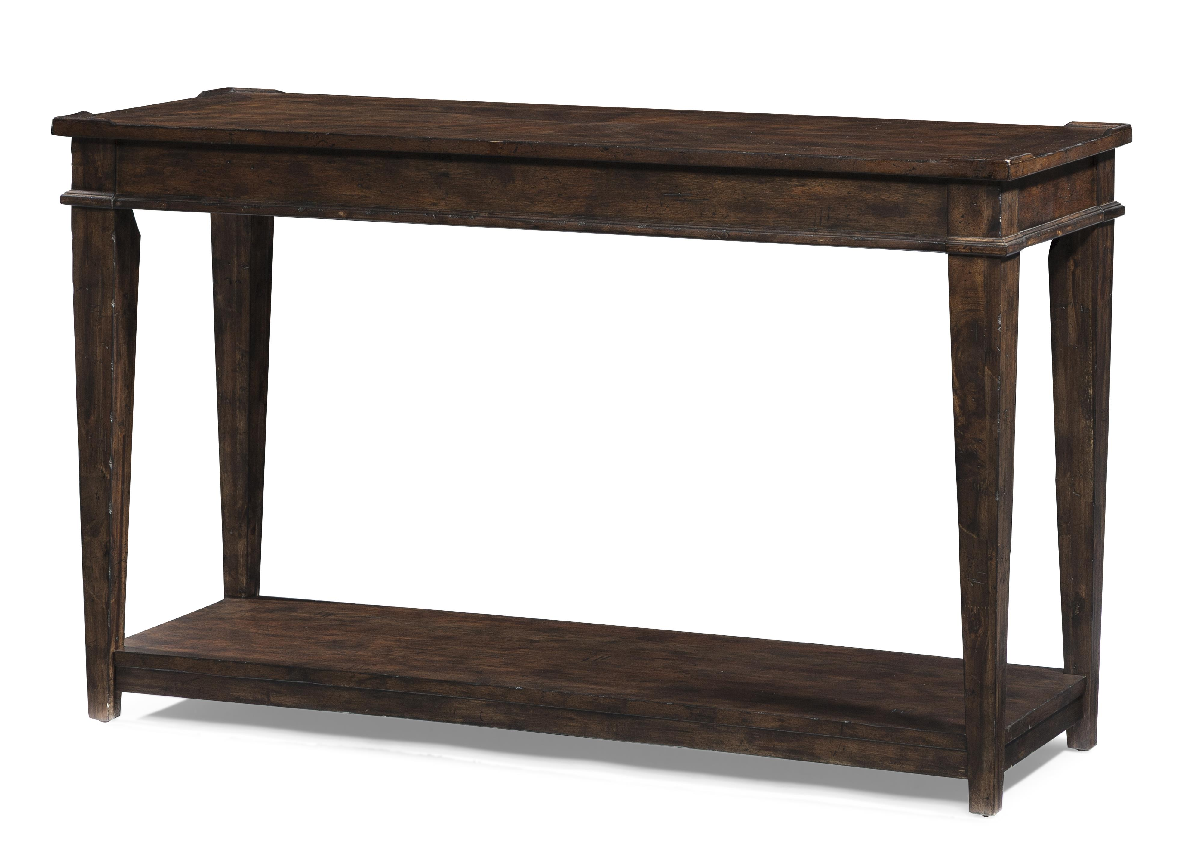 Trisha Yearwood Home Sofa Table by Trisha Yearwood Home Collection by Klaussner at Lagniappe Home Store
