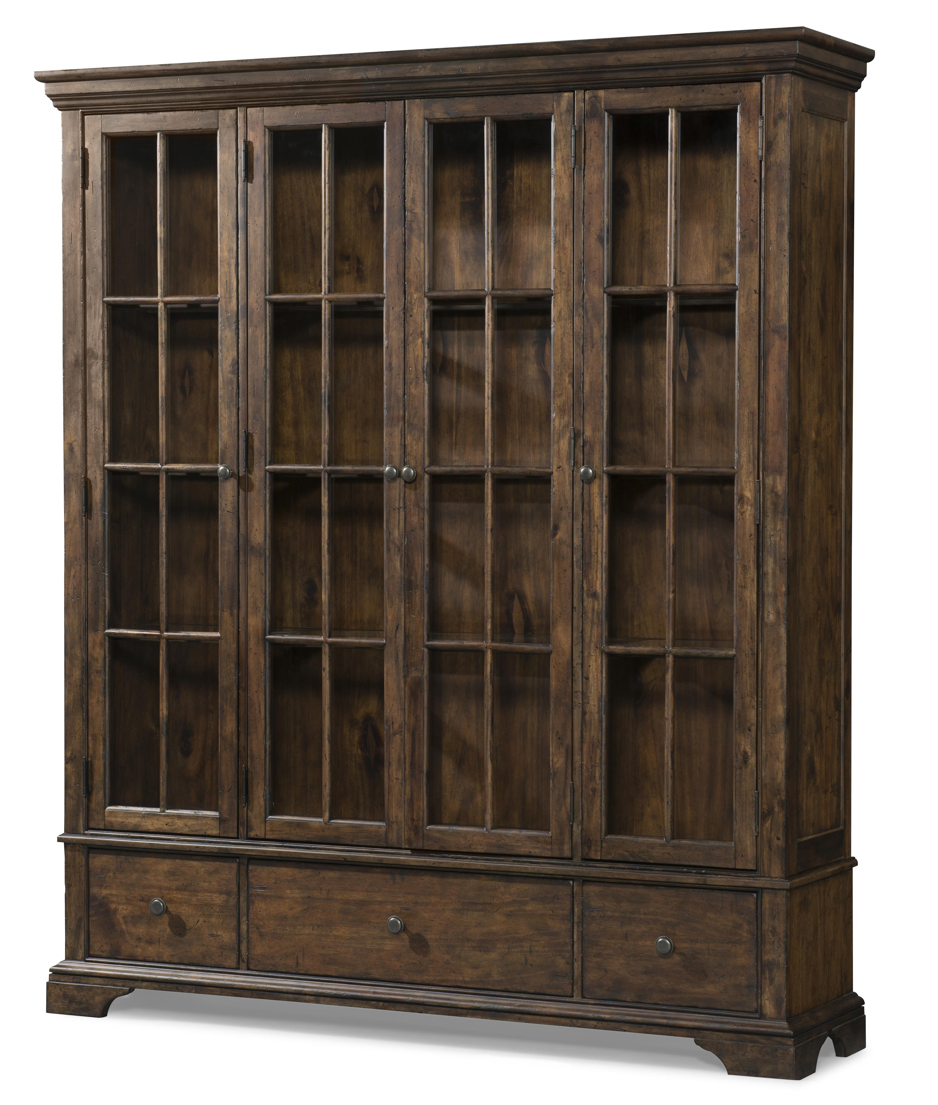 Trisha Yearwood Home Monticello Curio by Trisha Yearwood Home Collection by Klaussner at Darvin Furniture