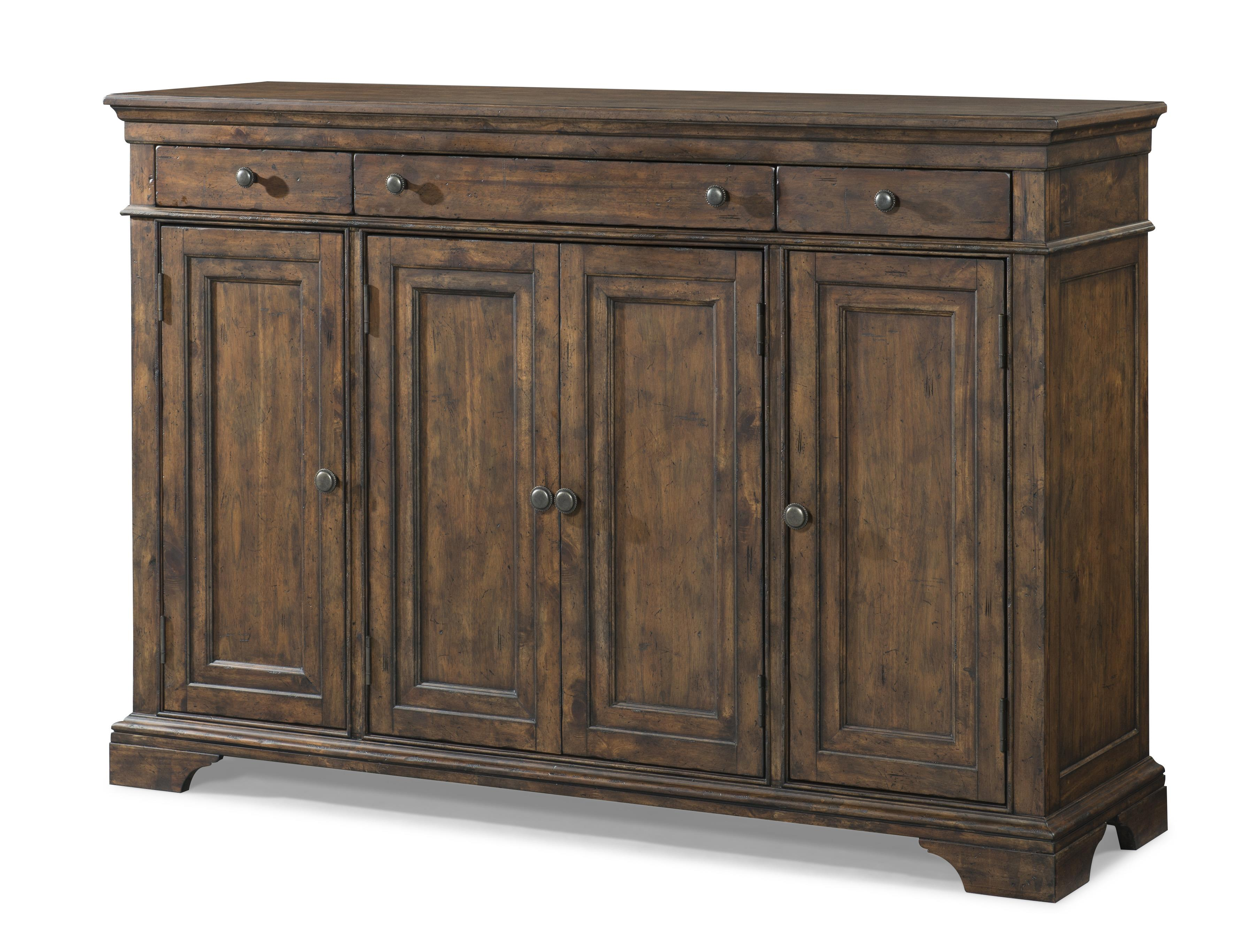 Trisha Yearwood Home Family Reunion Buffet by Trisha Yearwood Home Collection by Klaussner at Hudson's Furniture
