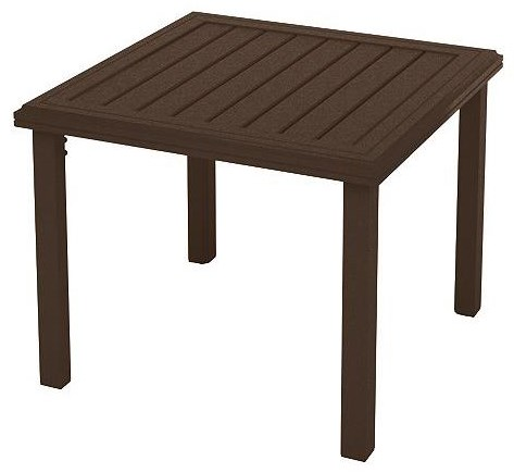 Brazo Chat Table by Tropitone at Johnny Janosik