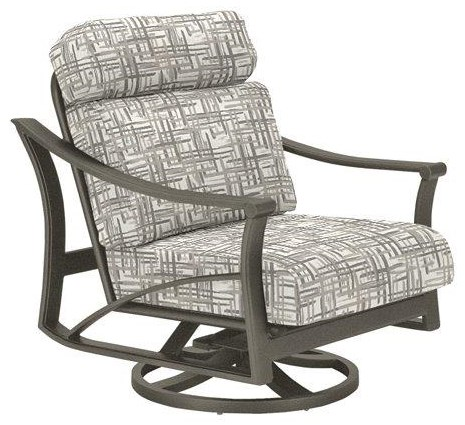 Corsica Swivel Action Lounger by Tropitone at Johnny Janosik