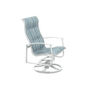 Padded Swivel Action Lounger