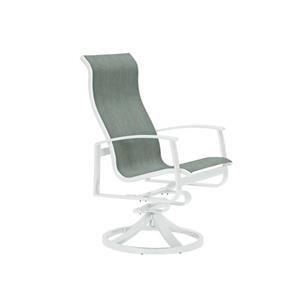 High Back Swivel Rocker Chair