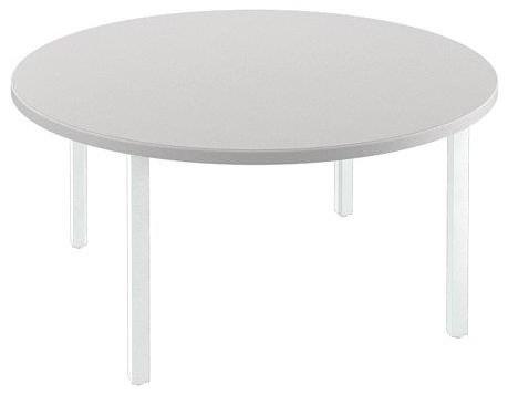Mainsail 48 inch Round Matrix Table by Tropitone at Johnny Janosik