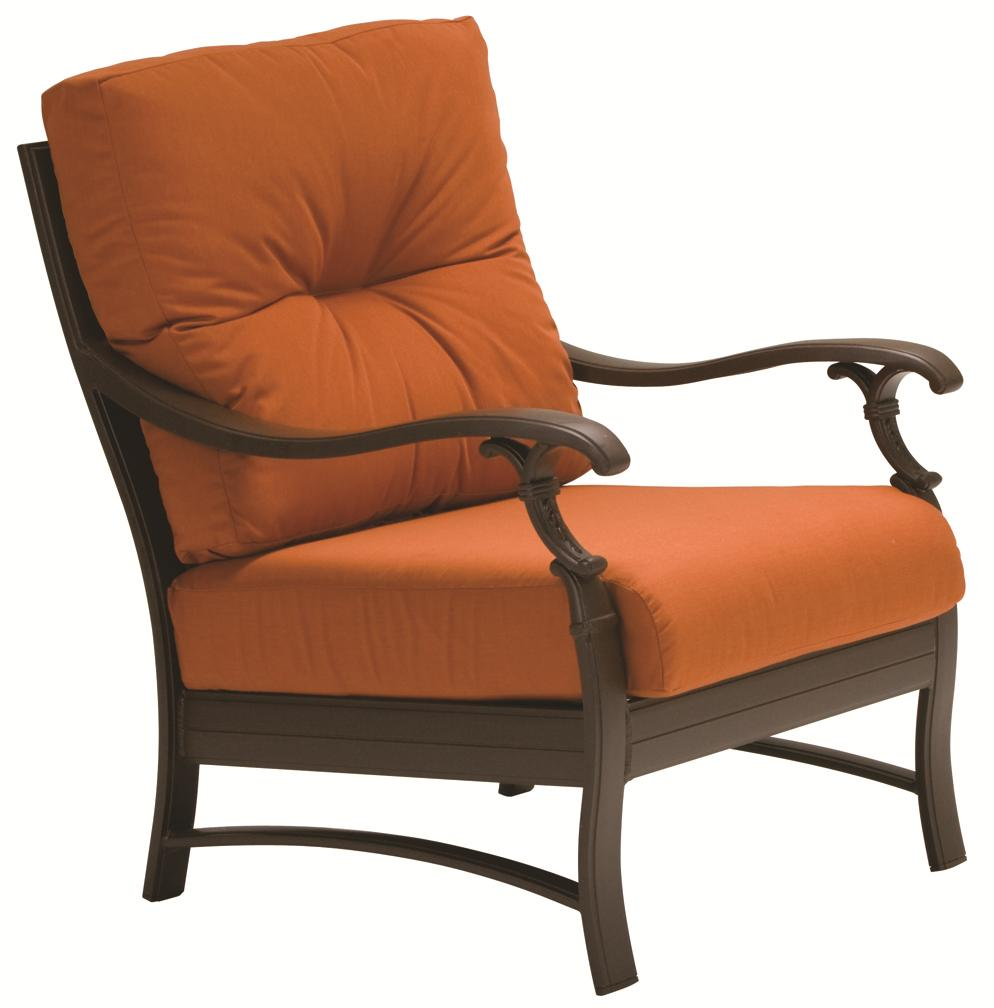 Ravello Relax Plus Outdoor Arm Chair  by Tropitone at Wilson's Furniture