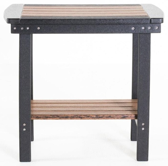 Tables Classic End Table by Oceans View Casual at Johnny Janosik