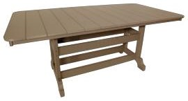 Tables 72 Inch x 38 Inch Table by Oceans View Casual at Johnny Janosik