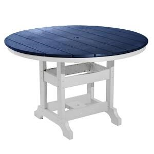 48 Inch Round Counter Table