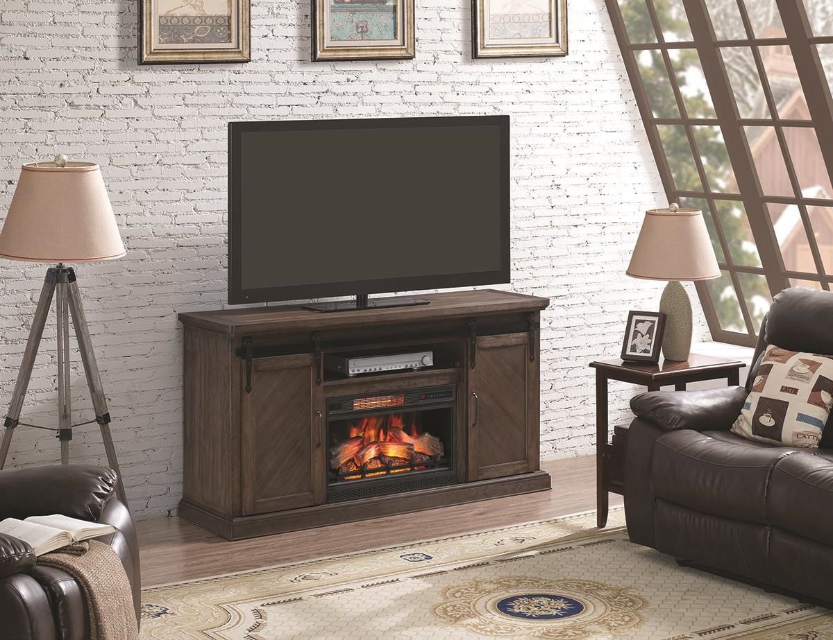 Southgate Media Fireplace by Twin Star Home at Darvin Furniture