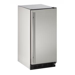 "U-Line Ice Maker 15"" Outdoor Clear Cube Ice Maker"