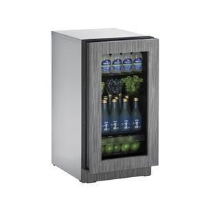 "U-Line Refrigerators 3.6 Cu. Ft. 18"" Compact All-Refrigerator"