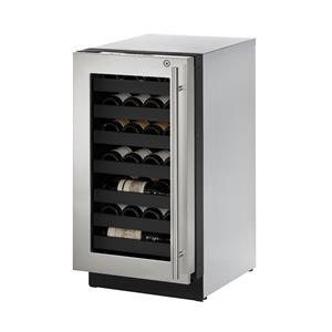 "U-Line Wine Captains - 2014 3.6 Cu. Ft. 18"" Built-In Wine Storage"