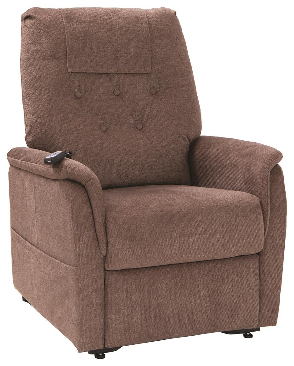 Branson Lift Chair Recliner by UltraComfort at Darvin Furniture