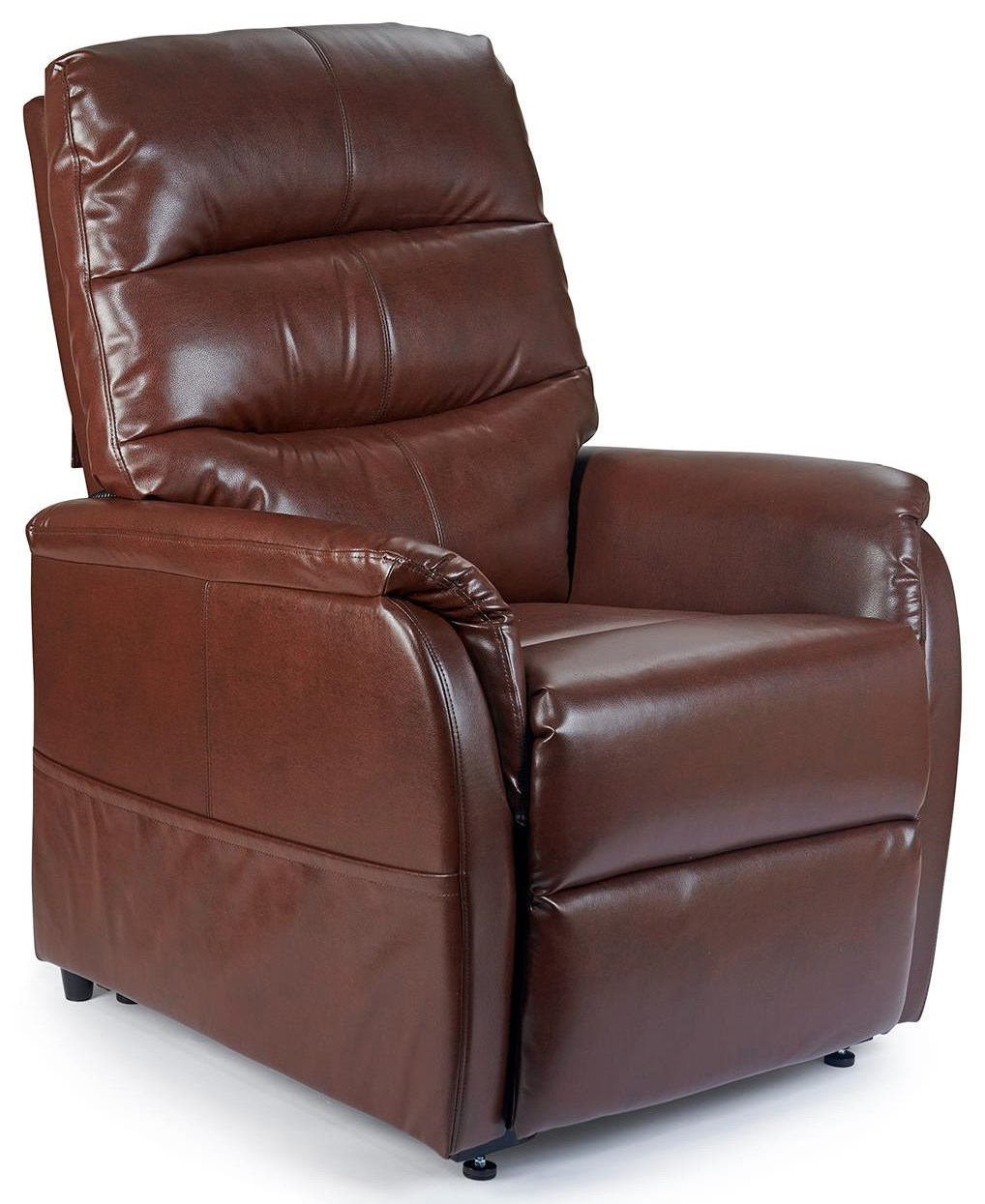 Leisure Tufted Plush Lift Chair by UltraComfort at Crowley Furniture & Mattress