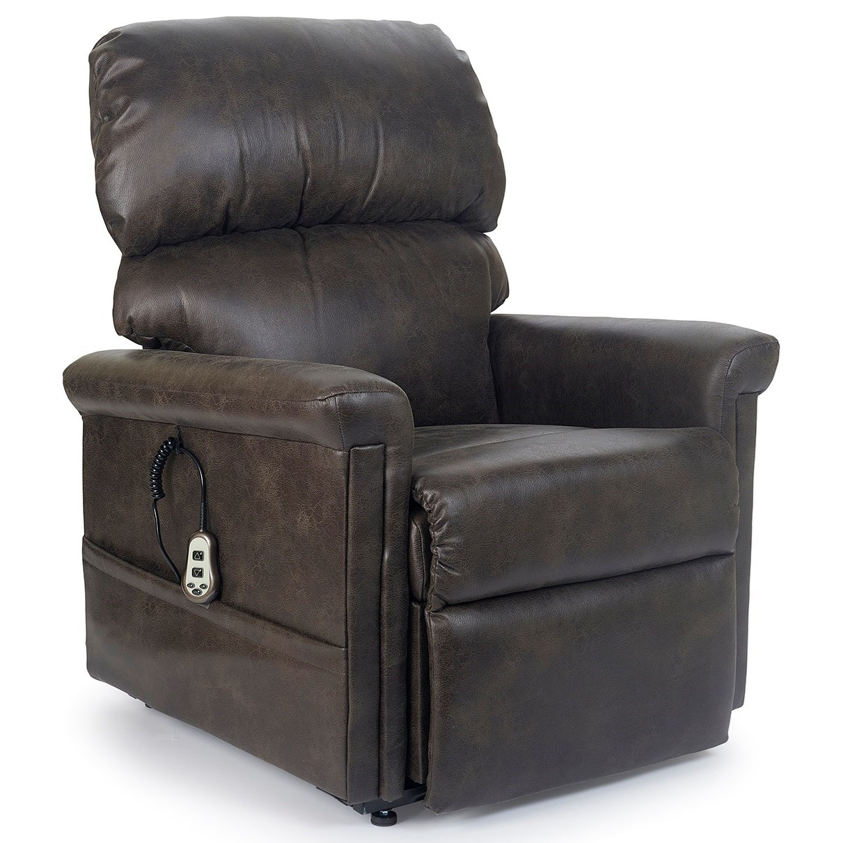 Explorer Austin Medium Lift Recliner by UltraComfort at Wilson's Furniture