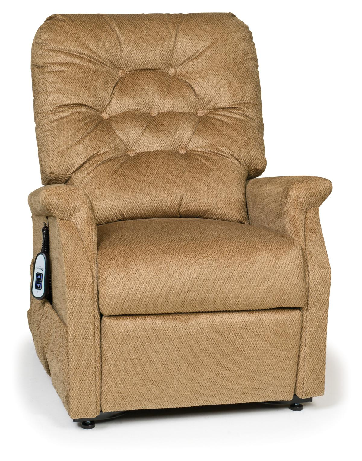 Leisure Lift Non-Chaise Recliner by UltraComfort at Suburban Furniture