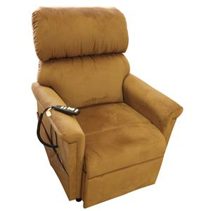 Casual Lift Recliner with Heat & Massage