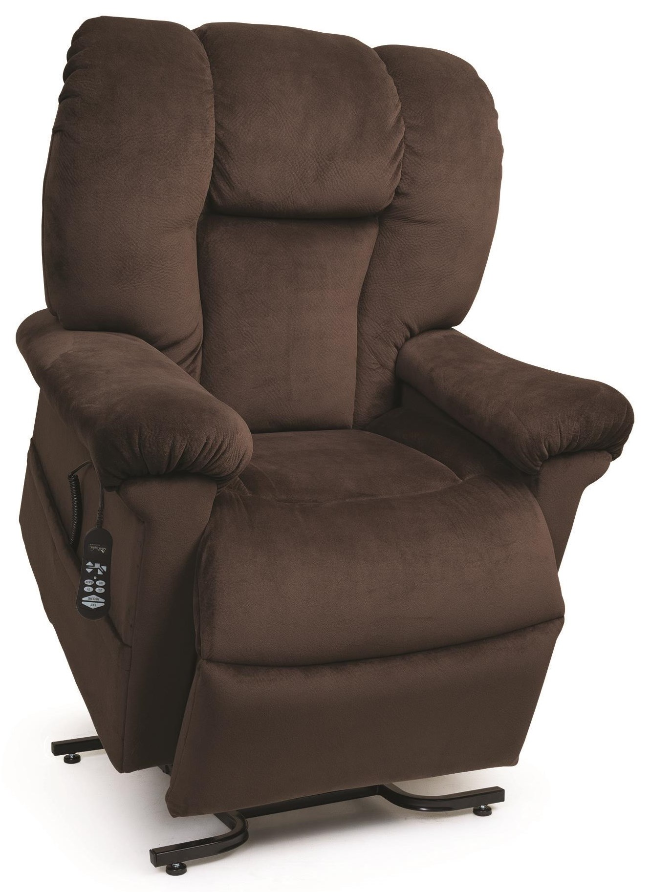 StellarComfort Eclipse 562 Triple Power Lift Recliner  by Ultra at Walker's Furniture