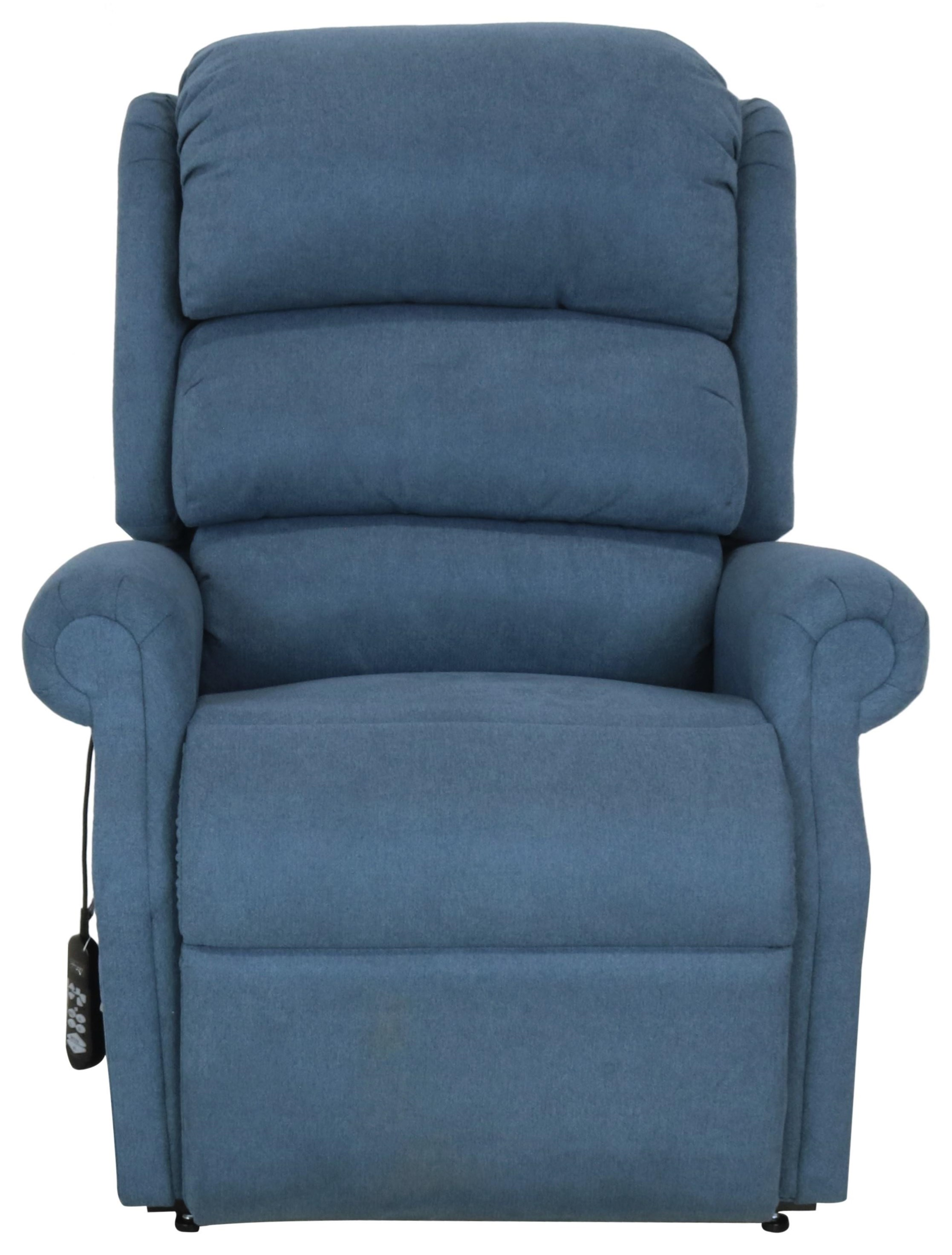 StellarComfort Large Power Lift Chair Recliner by UltraComfort at Sprintz Furniture